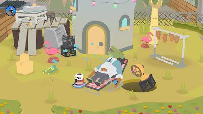 Donut County Game Screenshot 3
