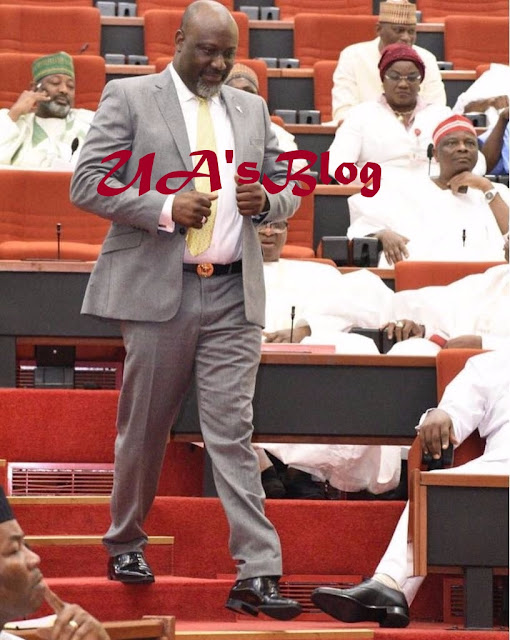 Police move to declare Dino Melaye wanted