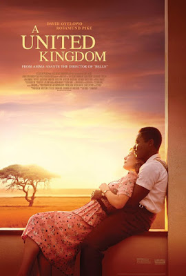 Movie review: A United Kingdom