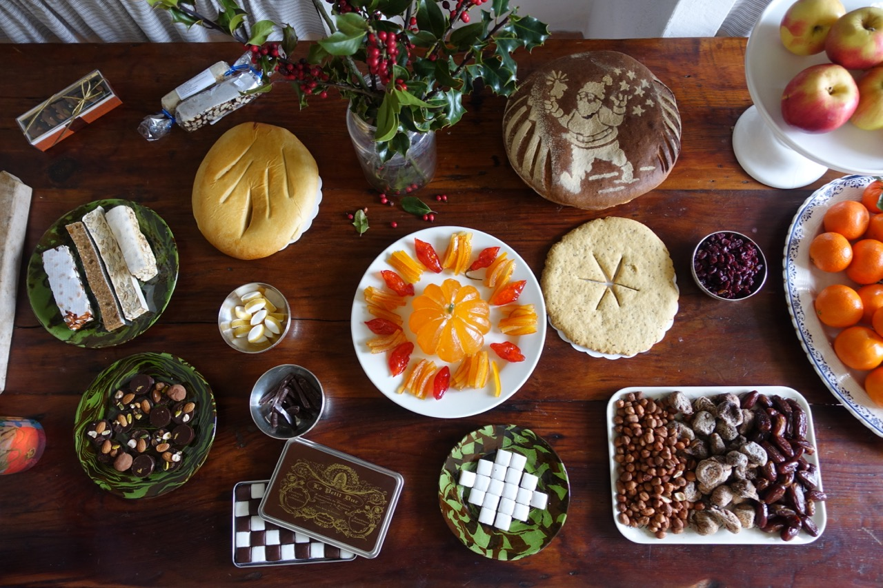 13 Desserts Noel EMILIE JOHNSON: Noël in Provence: 13 desserts