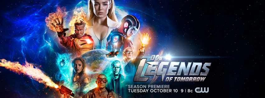 "Legends of Tomorrow Images Reveals New Team Memeber ""Zari""."