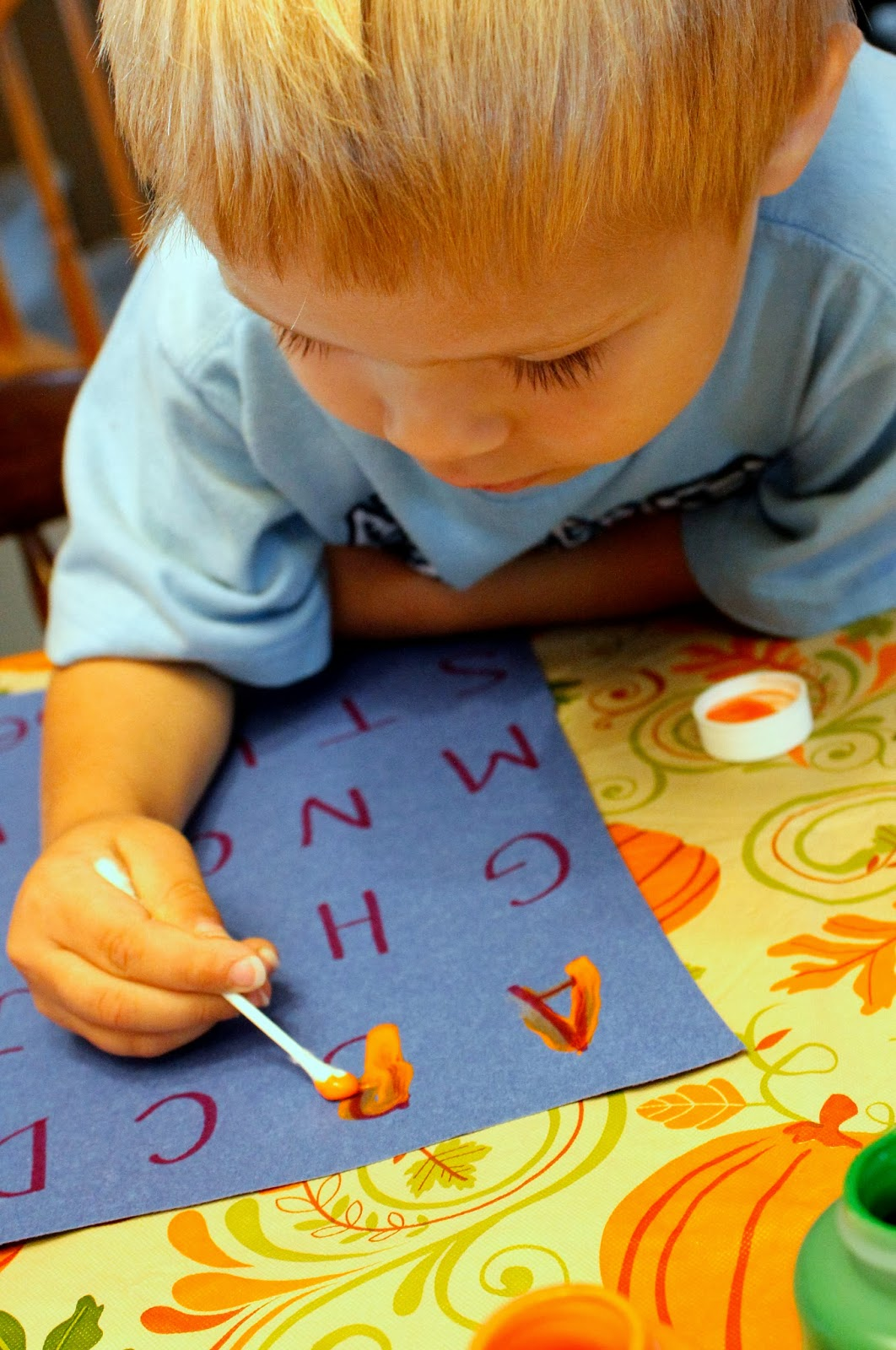Toddler Boredom Busters Name Recognition 7