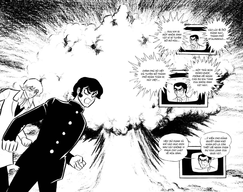 DevilMan chapter 15 trang 30