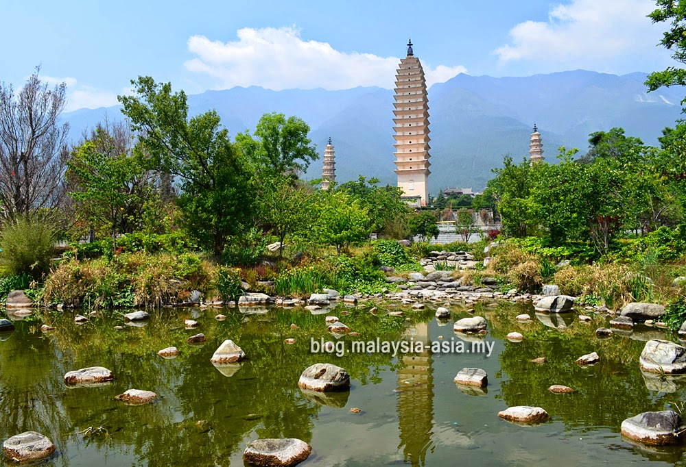Photo of Three Pagodas of Dali