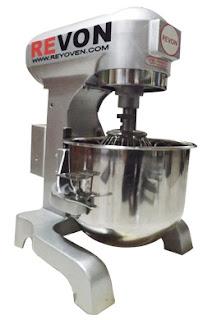 Jual Mixer Roti Planetary dan Spiral di Jogja