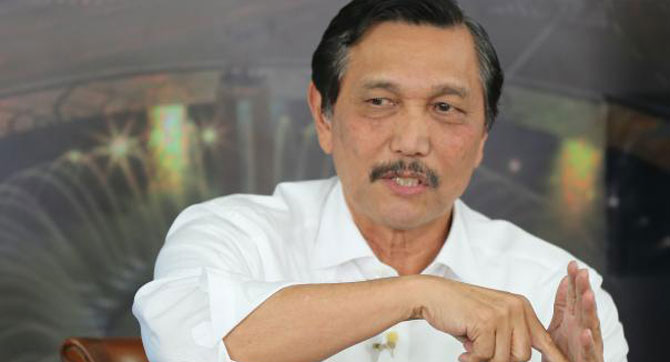 Luhut: Tidak Ada Alasan Larang Reklamasi Teluk Jakarta
