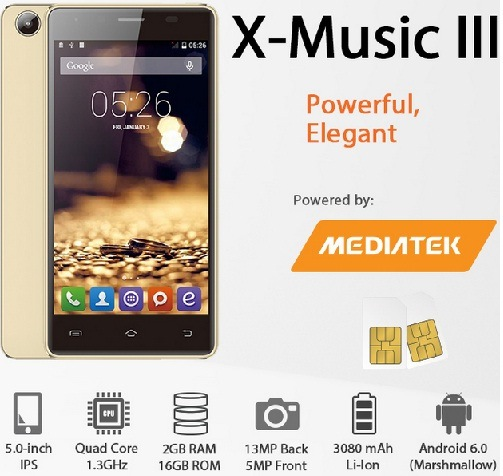 OneClick X-Music III