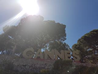 Omdat het Cannes