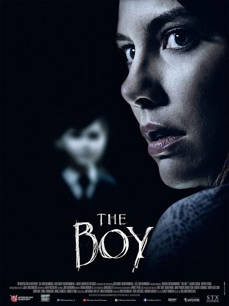 Poster of The Boy (2016) Dual Audio [Hindi-English] 720p BluRay ESubs Download