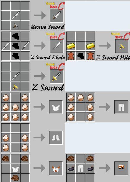 Dragon Z Minecraft Ball Mod 1 2 54 Mod