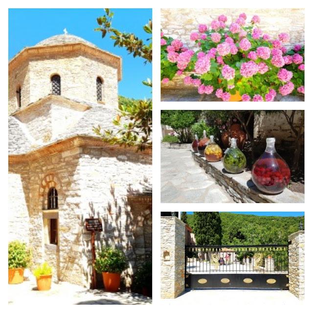 Manastirea Evanghelistria