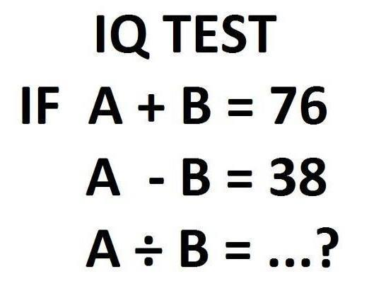 iq testen gratis