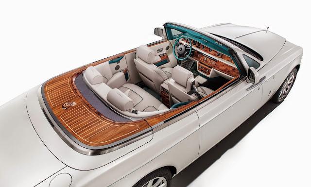 Rolls Royce Phantom Drophead Maharaja