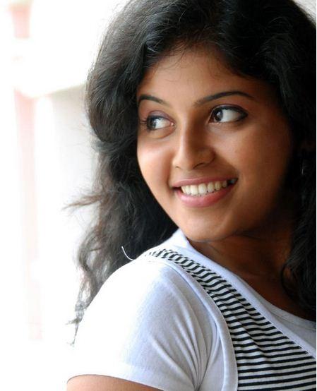 South Indian Actress Anjali HD Wallpapers