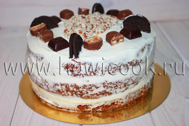 рецепт морковного торта с пошаговыми фото
