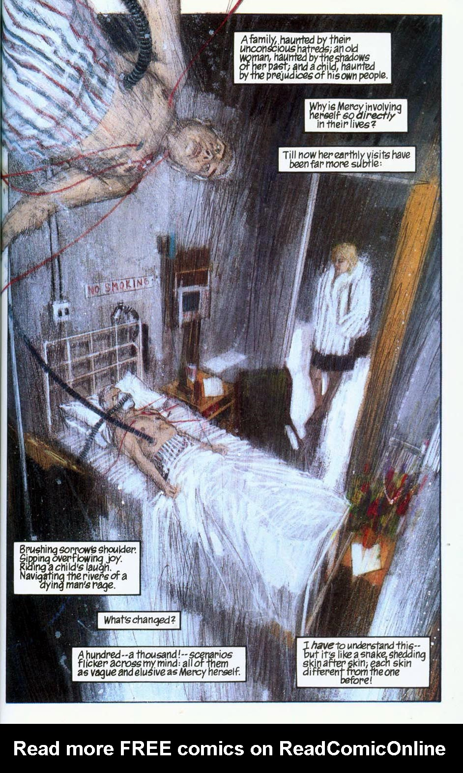 Read online Mercy comic -  Issue # Full - 30