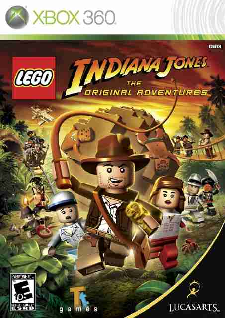 LEGO Indiana Jones The Original Adventures [Region Free][ISO