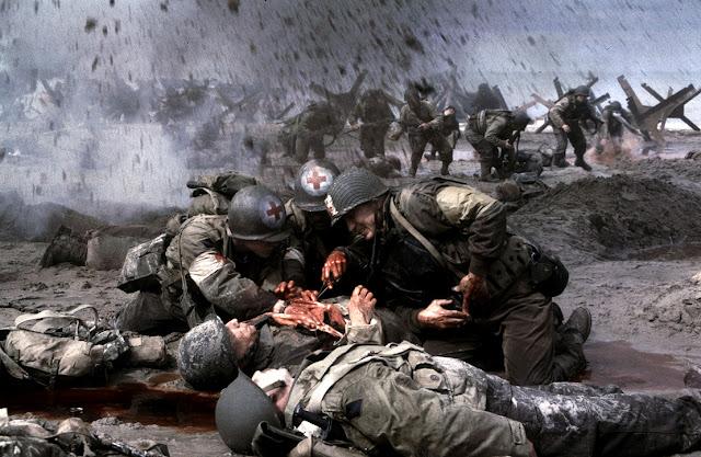 cabecera salvar al soldado ryan desembarco de normandia blog de cine
