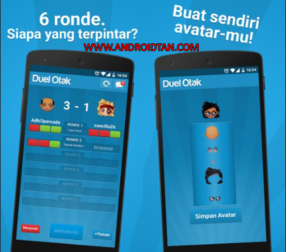 Info Game Duel Otak Premium Apk for Android