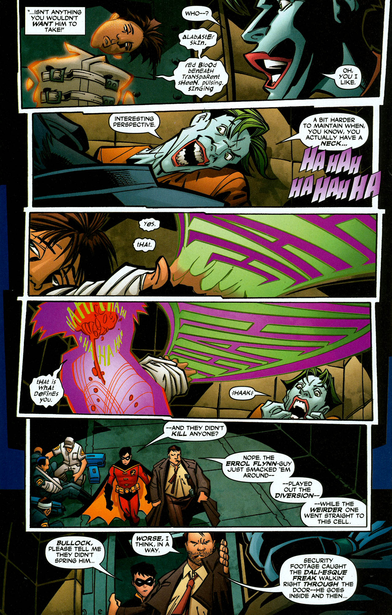 Read online Trinity (2008) comic -  Issue #9 - 31