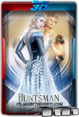 O Caçador e a Rainha do Gelo Torrent 2016 1080p BluRay 3D Half-SBS Dual Áudio
