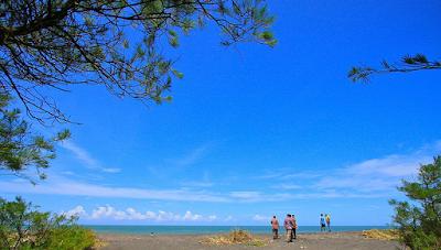 Pantai Cemara Sewu Jogja