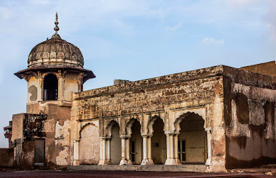 Lahore Fort built by Balban