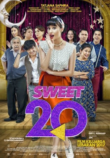 Download Film Sweet 20 2017 WEB-DL Full Movie