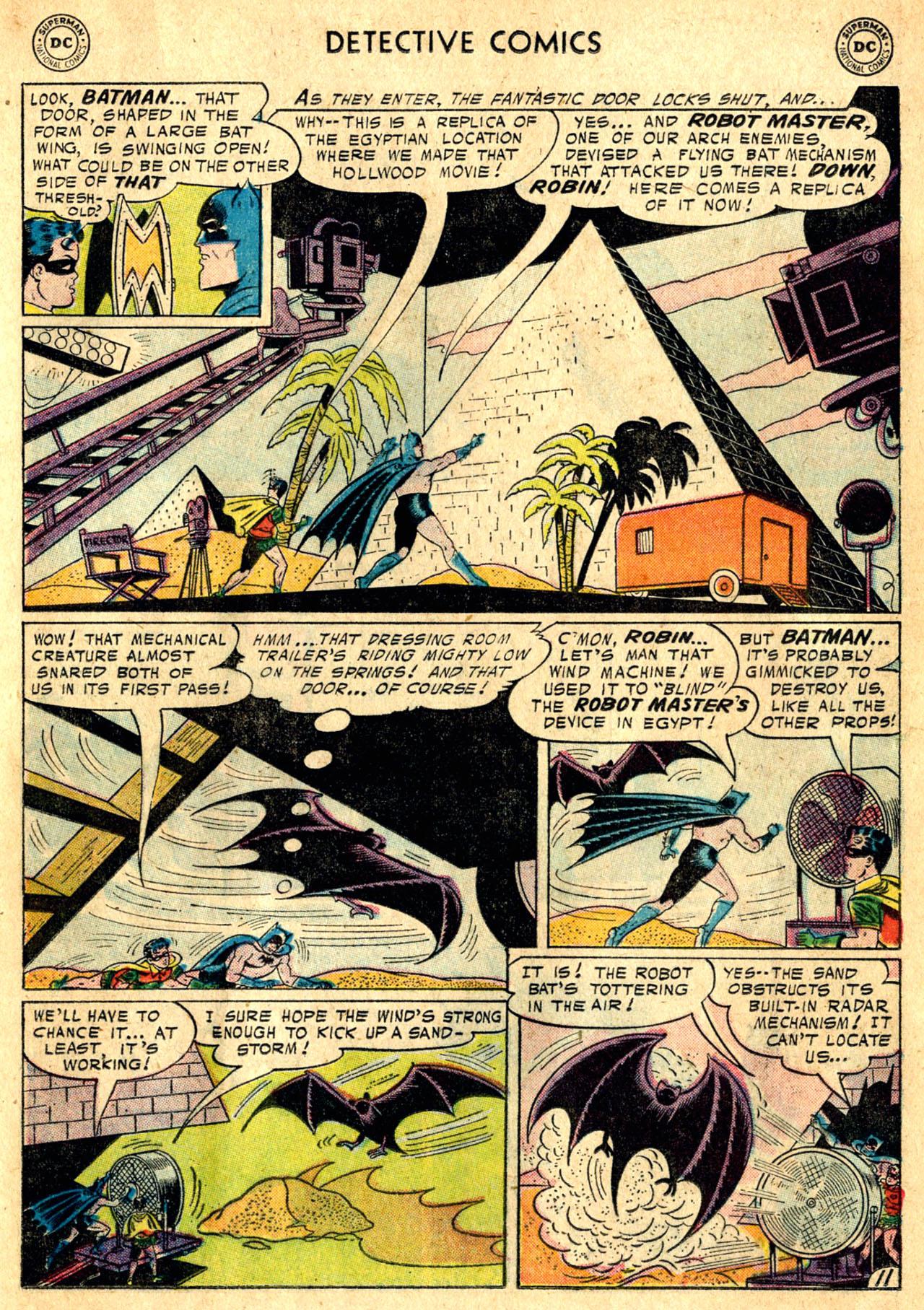 Detective Comics (1937) 238 Page 12