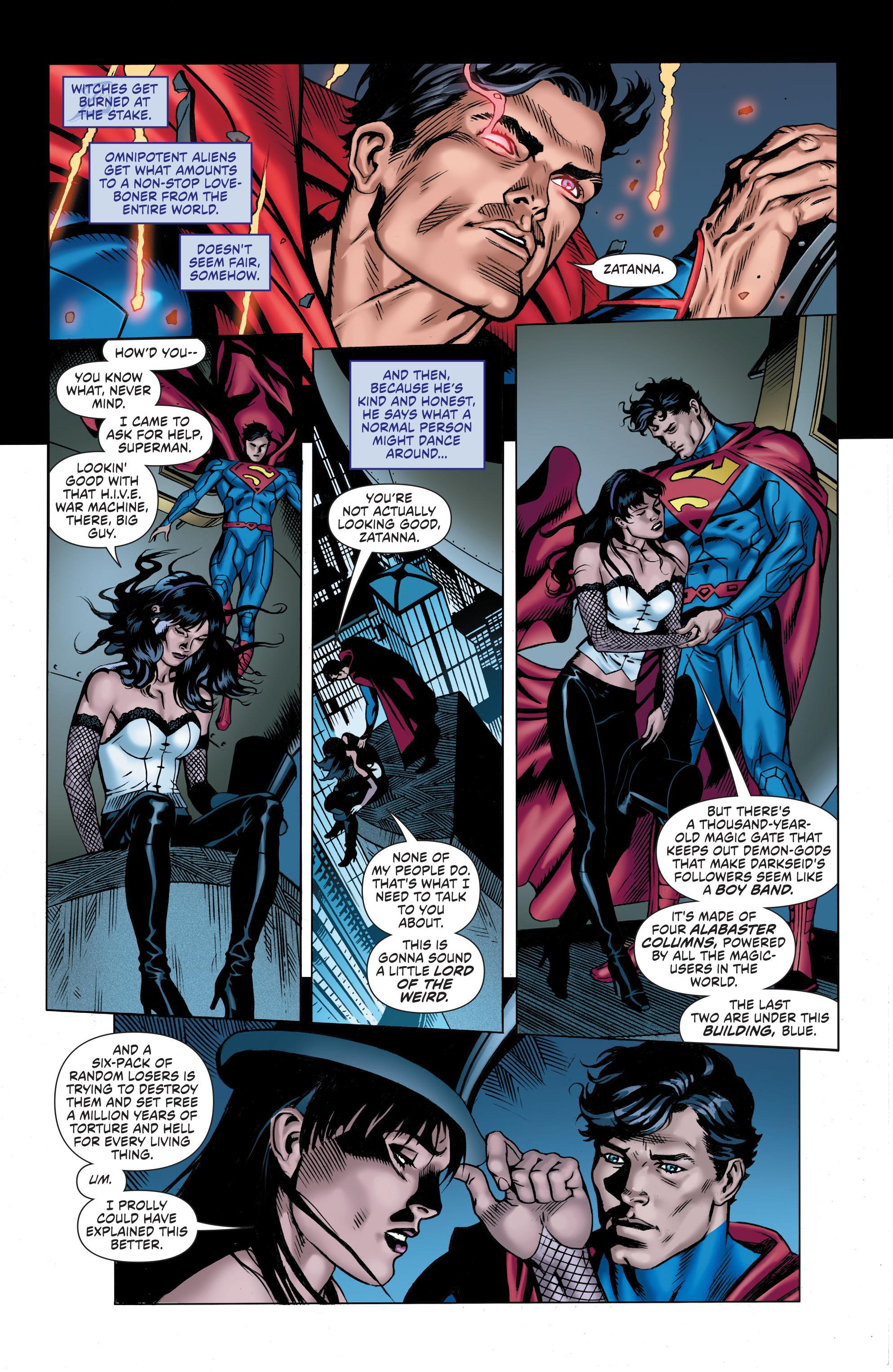 Read online Secret Six (2015) comic -  Issue #10 - 7