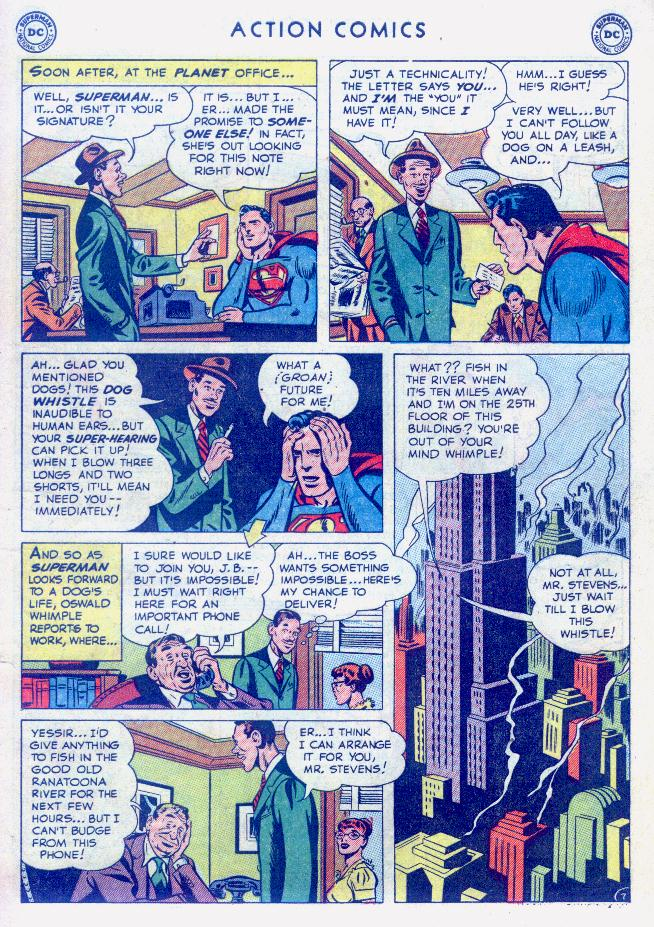 Read online Action Comics (1938) comic -  Issue #159 - 9