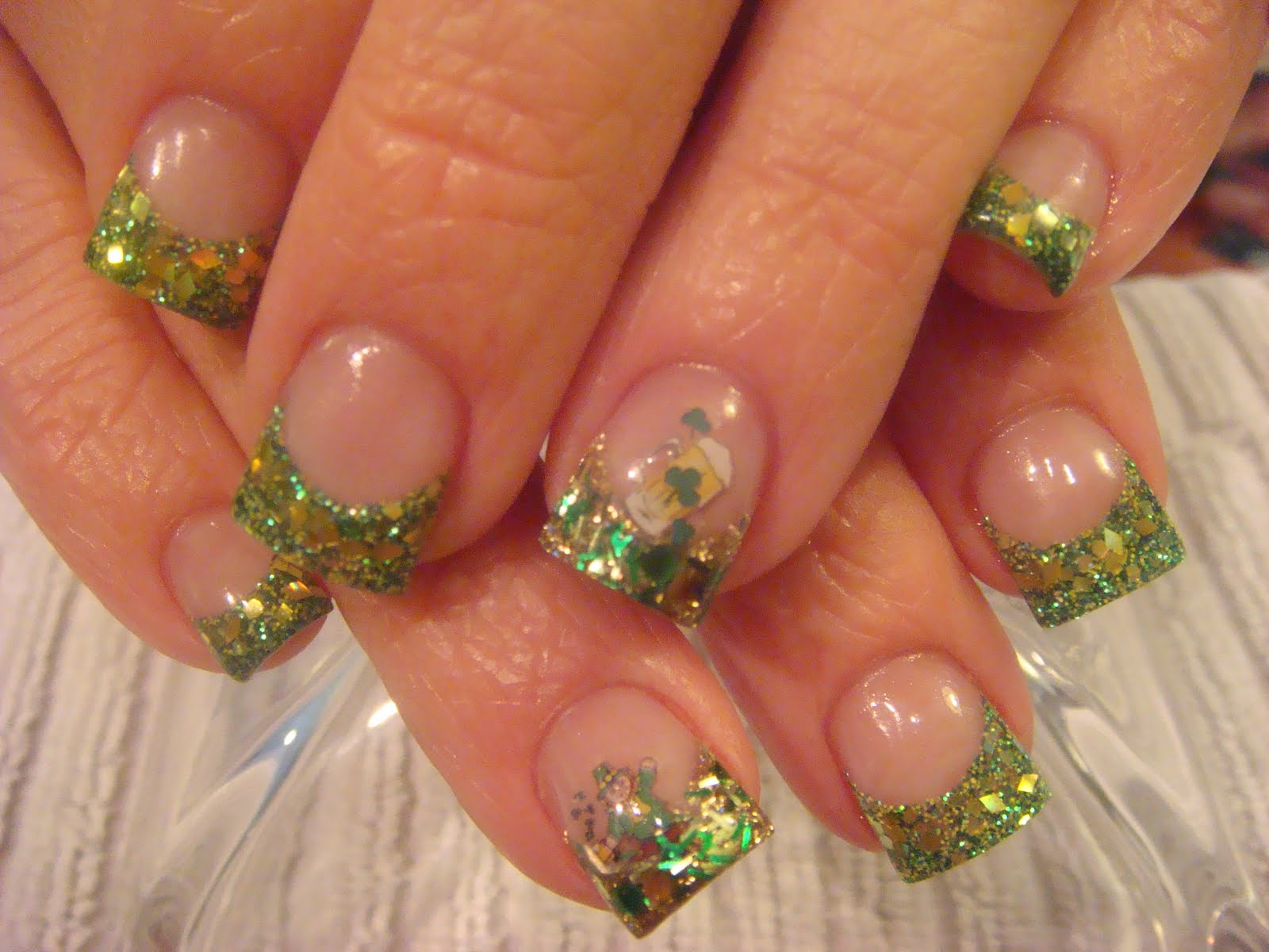 Nail Art: March 2011