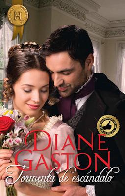 Diane Gaston - Tormenta De Escándalo