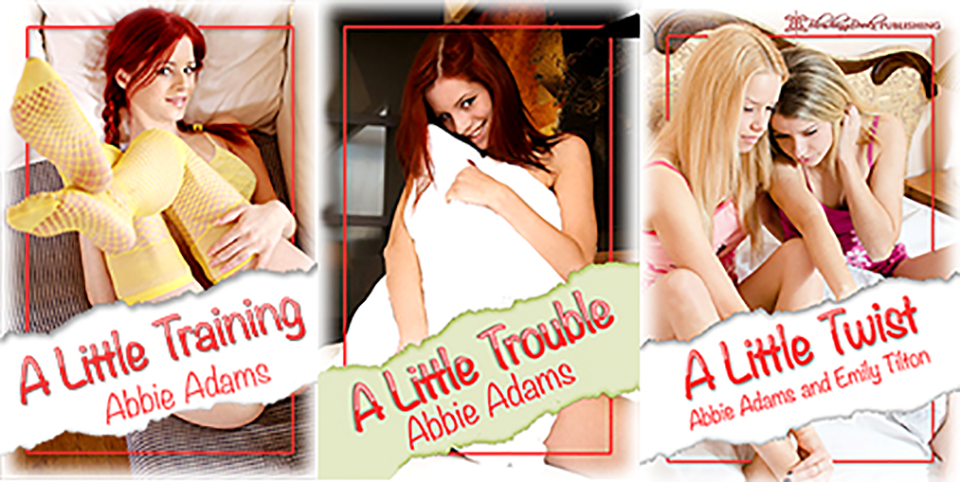 Spanking Author Abbie Adams