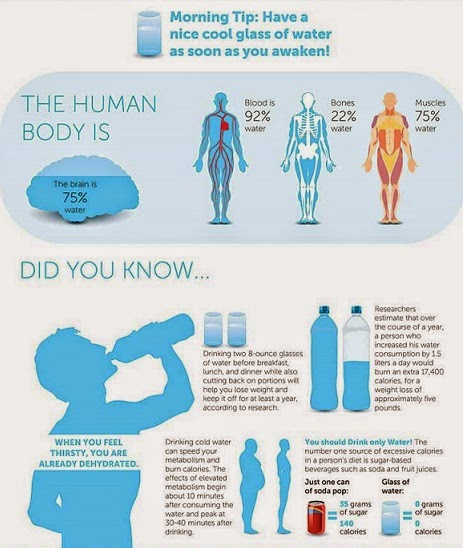 Image result for dehydration is making you fat and sick