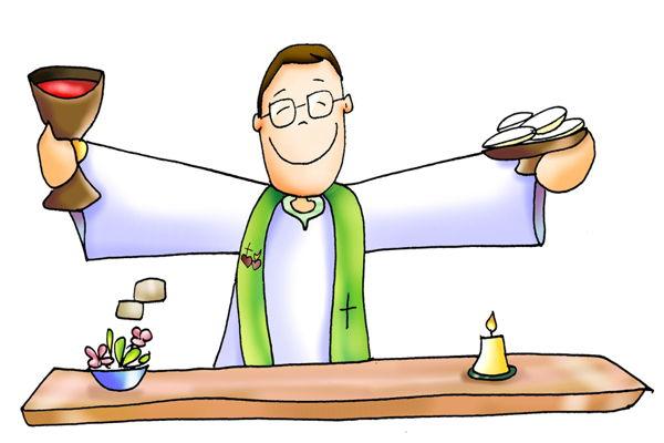Funciones E Importancia De Los Sacerdotes Católicos