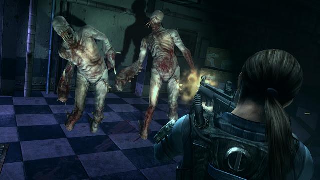 Resident Evil Revelations Free PC Game Full Version Gameplay 1