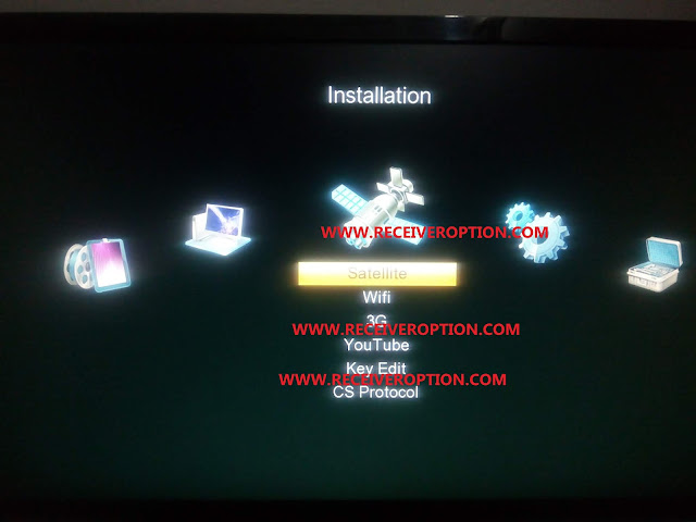 ECOLINK EL8000 ALL IN ONE HD RECEIVER DUMP FILE