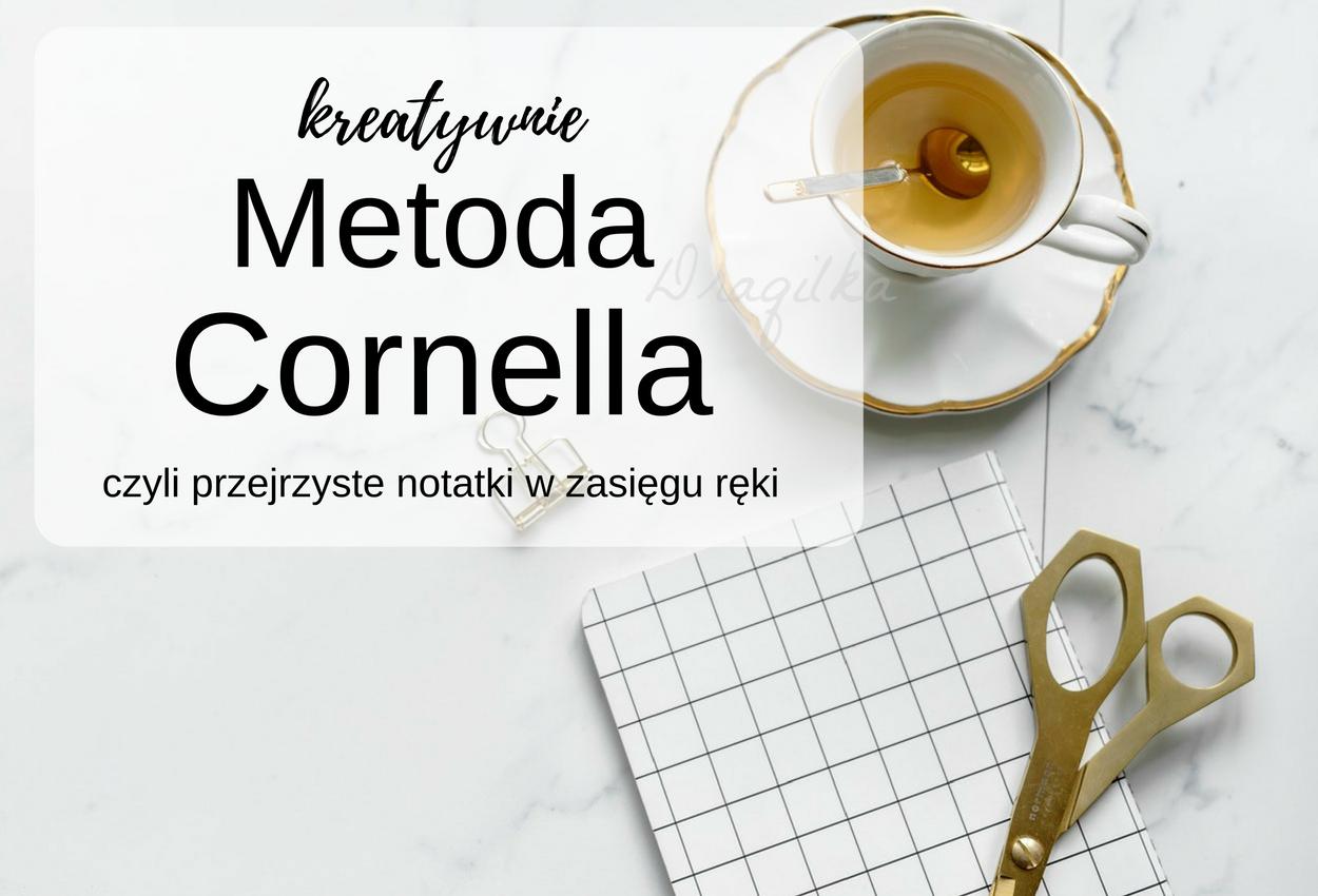 Metoda Cornella .. czyli jak robić idealne notatki