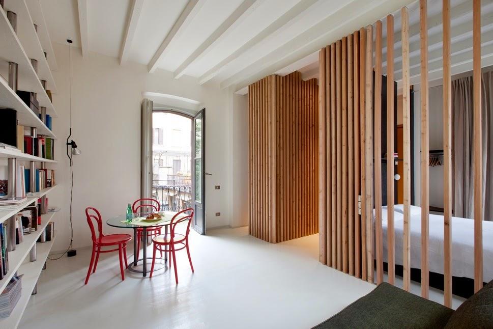 d couvrir l 39 endroit du d cor ouvert et cloisonn. Black Bedroom Furniture Sets. Home Design Ideas