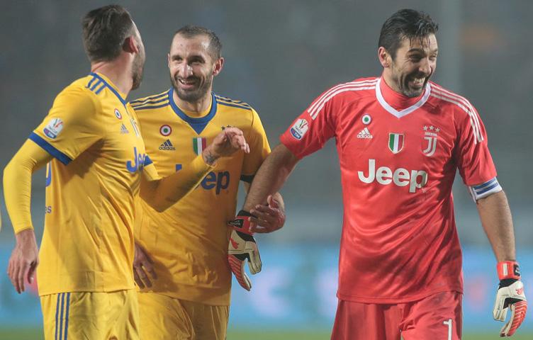 """Chiellini: """"Obnova ugovora? Uskoro će biti potpisana!"""""""