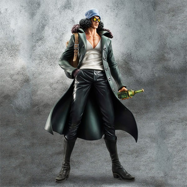 Portrait Of Pirates: The Collection: Aokiji Kuzan - P.O.P ...