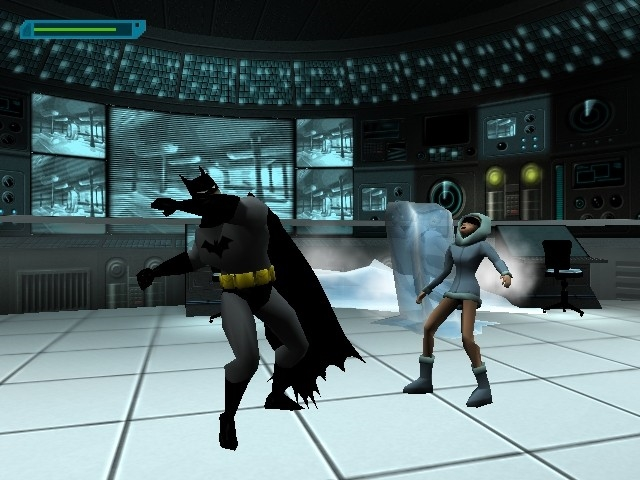 صورة من داخل لعبة باتمان