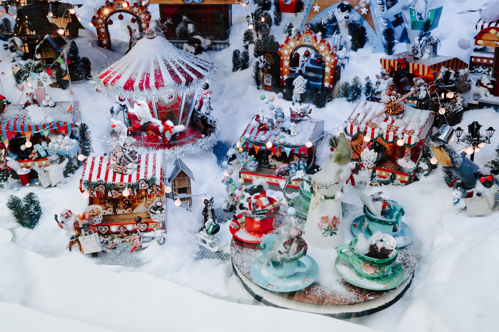 joulu, Helsinki, talvi,