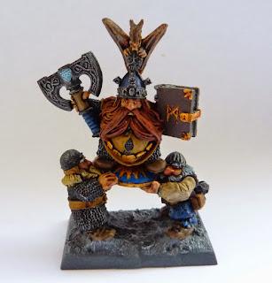 Warhammer Fantasy Battle - Dwarves