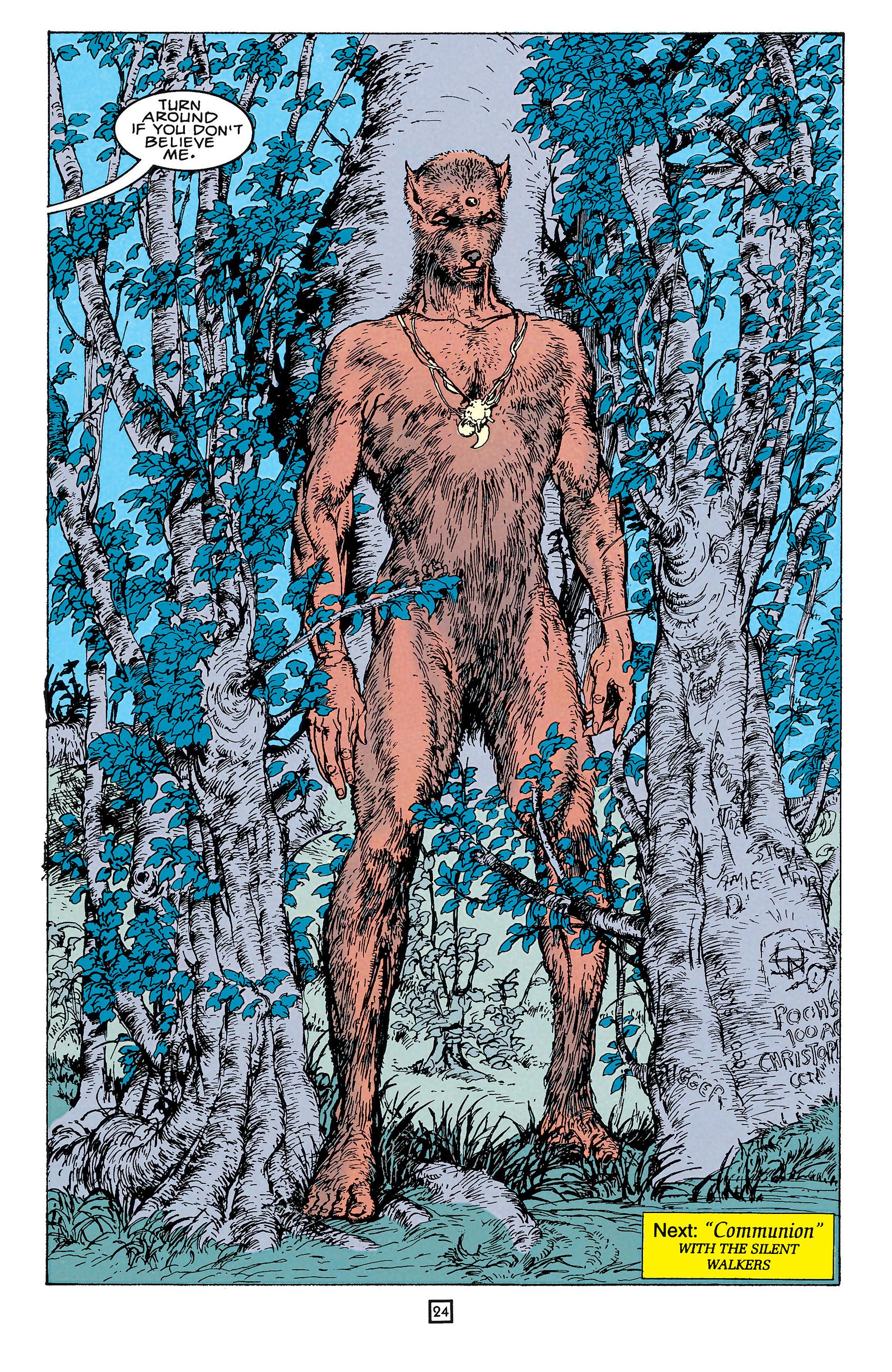 Read online Animal Man (1988) comic -  Issue #65 - 24