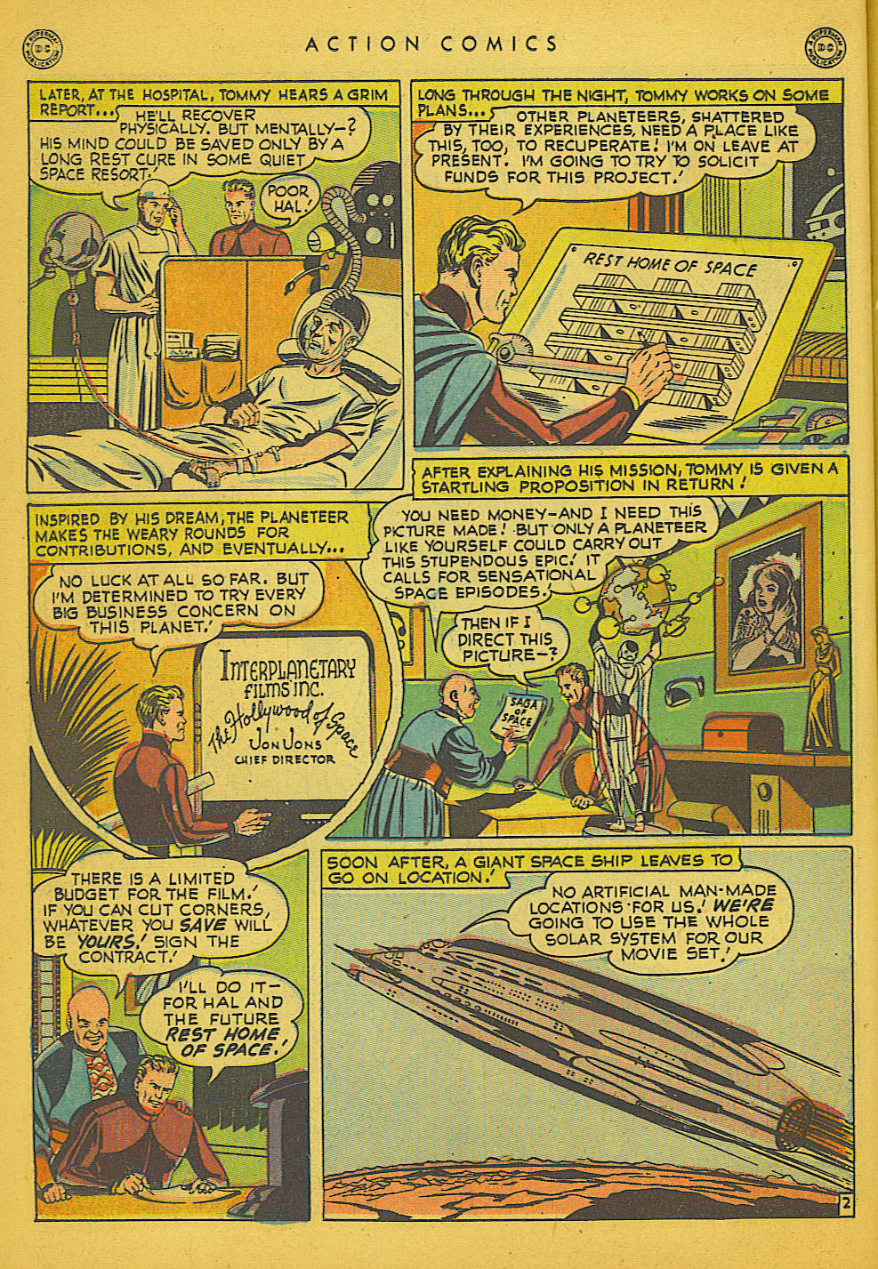 Action Comics (1938) 133 Page 14