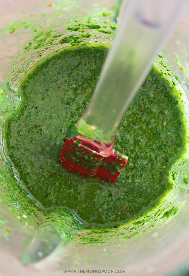Chimichurri Sauce (Argentinian-Style)