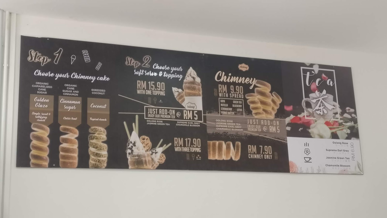 It's About Food!!: Rollney @ Leith Street