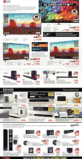 Visions Electronics Flyer Canada September 21 - 27, 2018